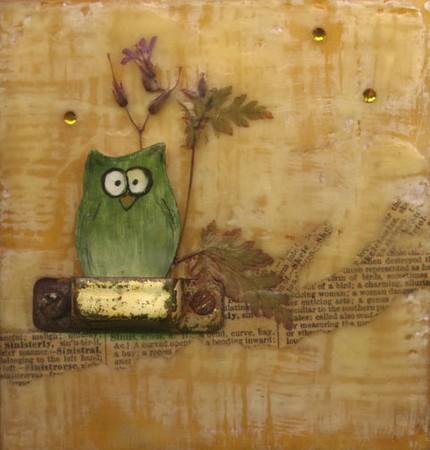 Owl - Awakening