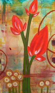 Flower Painting final