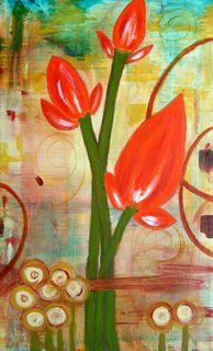 Tulips 100