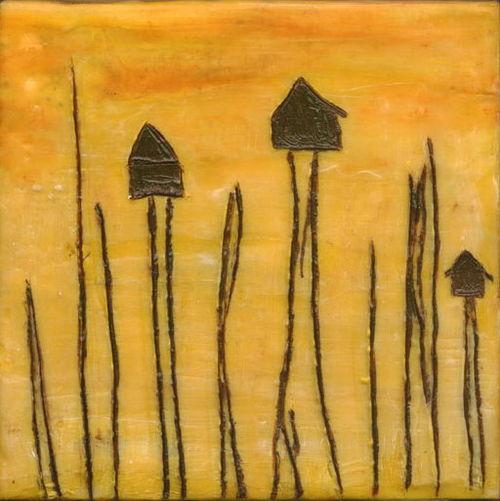 Copy of Stick Houses 100